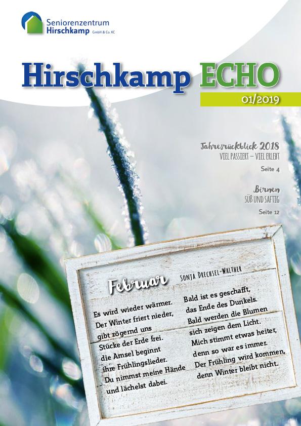 Echo 1.2019