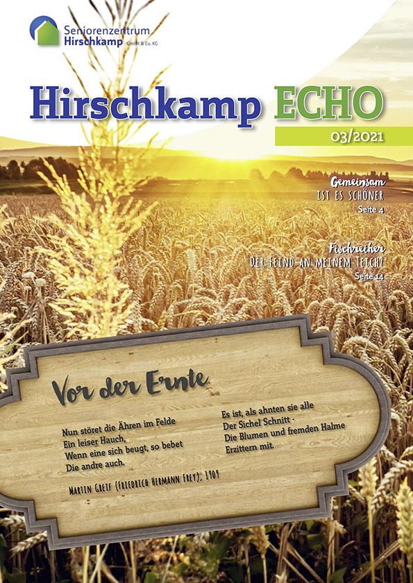 ECHO 3.21